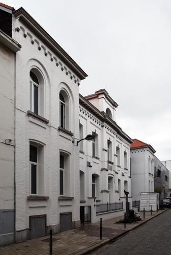 Rue de l'Éclusier Cogge 12-14, 2017