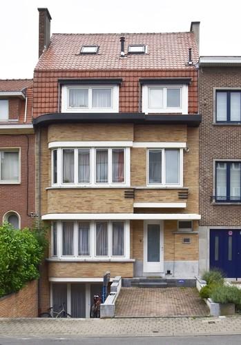 Ancienne habitation personnelle de l'architecte Léon Godart