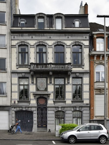 Square Clémentine 7, ARCHistory / APEB, 2018