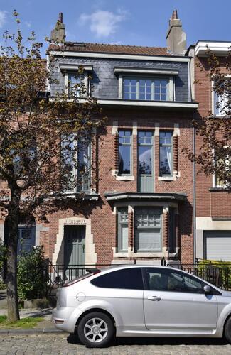Rue du Cloître 71, ARCHistory / APEB, 2018