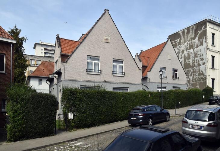 Cité-jardin du Foyer Laekenois