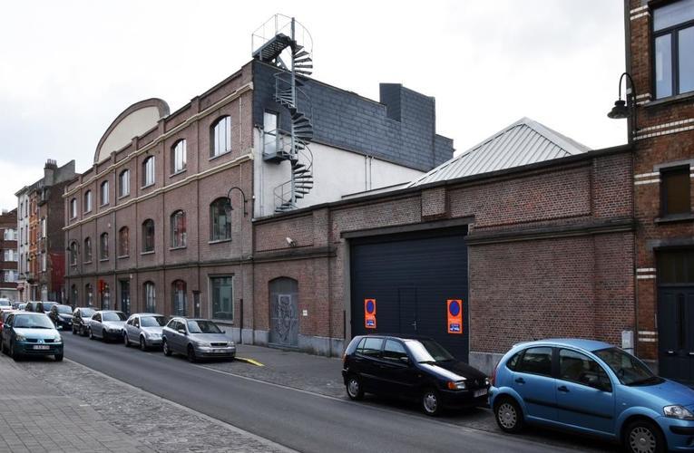 Rue Edmond Tollenaere 56-58 et 74-76, 2017