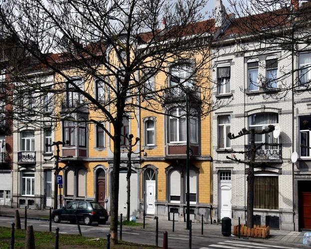 Boulevard Émile Bockstael 136 à 144, 2017