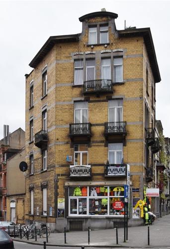 Boulevard Émile Bockstael 141, 2017