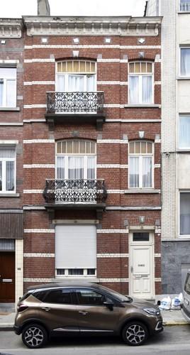 Rue Émile Wauters 70, ARCHistory / APEB, 2018