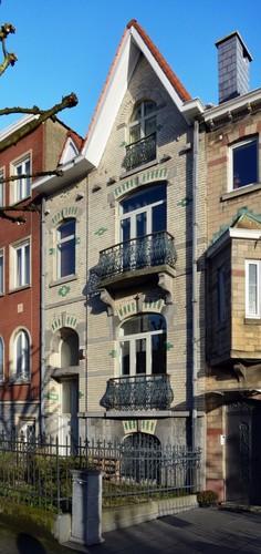 Rue Ernest Salu 37, ARCHistory / APEB, 2018