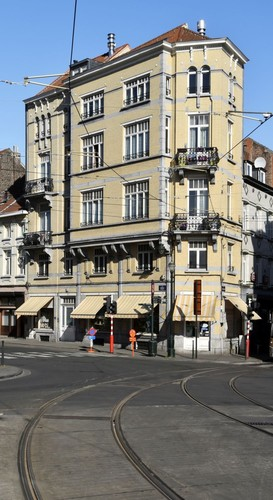 Rue Fransman 2, ARCHistory / APEB, 2018