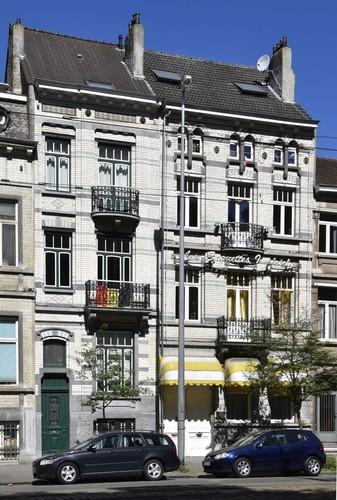 Avenue Jean Sobieski 68 et 70, ARCHistory / APEB, 2018