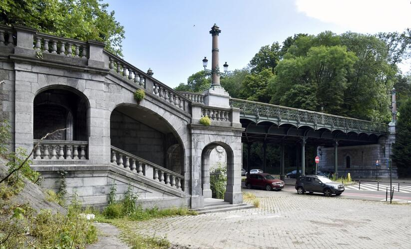 Pont Sobieski ou Pont colonial