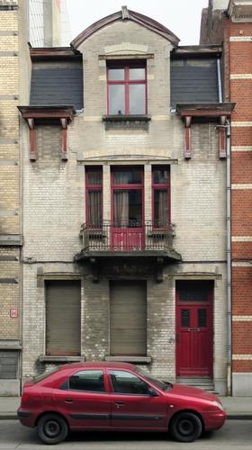 Rue Laneau 52, 2017