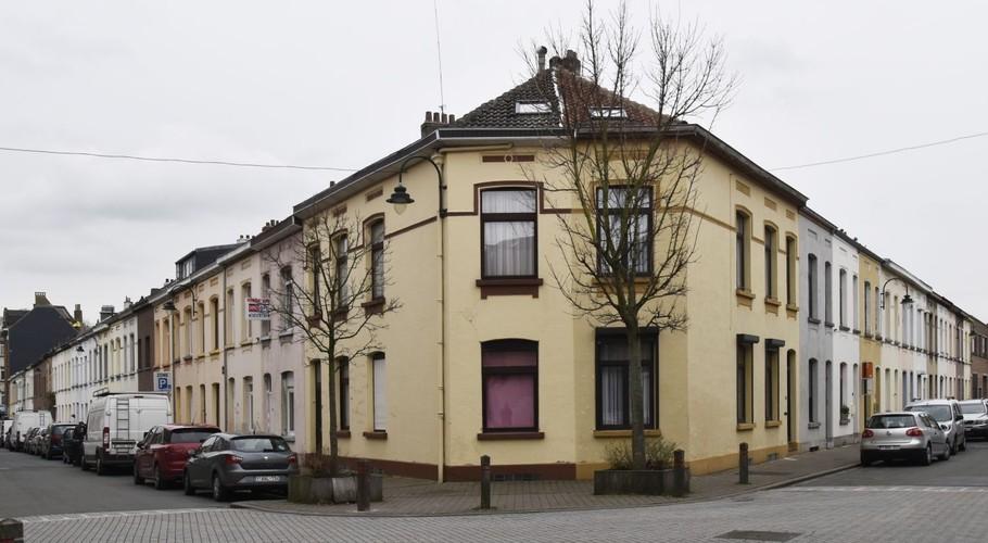 Ensemble de 39 maisons ouvrières