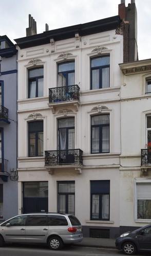 Rue Léopold Ier 14, 2017
