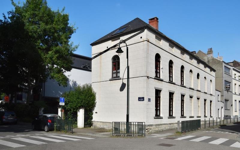 Rue Médori 2 et rue de Vrière 45, 2017