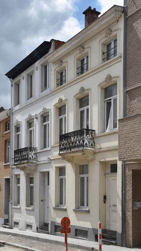 Rue Médori 54 et 56, 2017