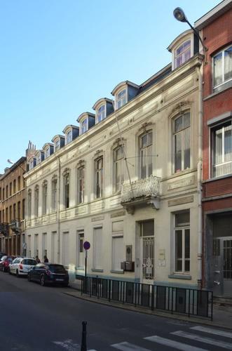 Rue de Molenbeek 38, Crèche Ernest Salu, 2015
