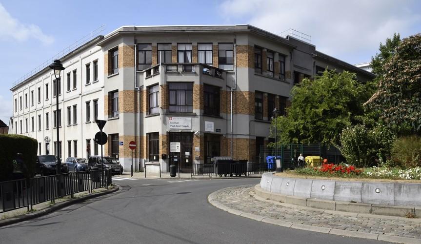 Anciennes Écoles primaires 34 et 35, aujourd'hui École primaire Reine Astrid – Koningin Astridschool