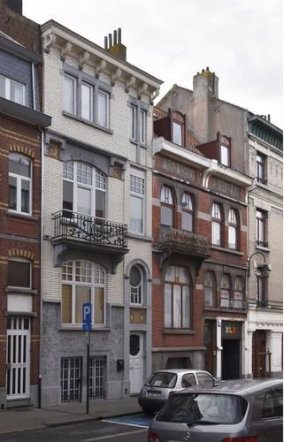 Rue Pierre Strauwen 22, 24