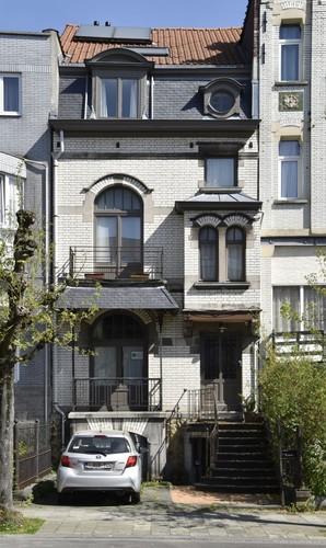 Rue Stevens-Delannoy 39, ARCHistory / APEB, 2018