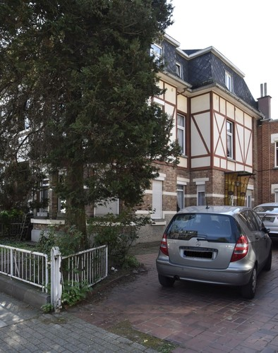 Rue Stevens-Delannoy 96, ARCHistory / APEB, 2018