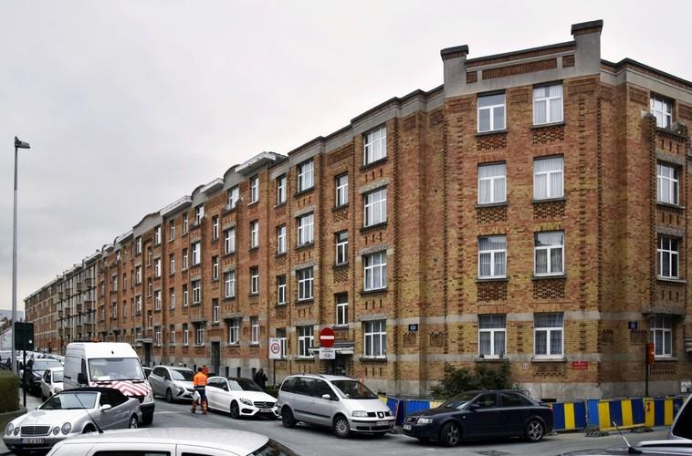 Rue de Ter Plast 28, 30, 32, 34, 36, 38, 40, 42, 44 Rue du Siphon 3, 5-7, 9-11, 13, 1 Rue Charles Ramaekers 4