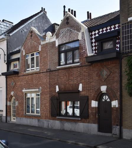 Rue Théophile de Baisieux 205 et 203, ARCHistory / APEB, 2018