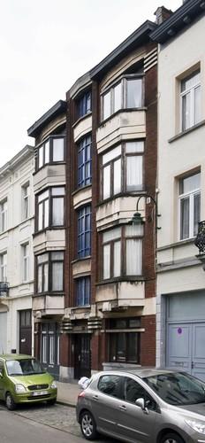 Rue Thys-Vanham 18-20, ARCHistory / APEB, 2018