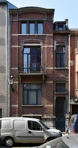 Rue Verhoeven 14, 2017