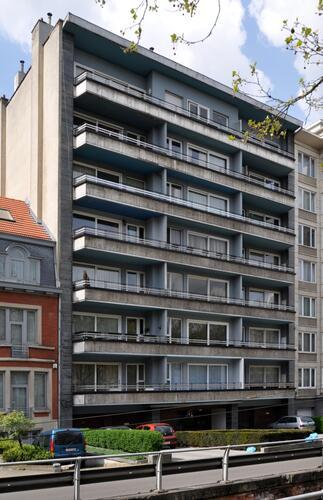Boulevard Auguste Reyers 3, 2011