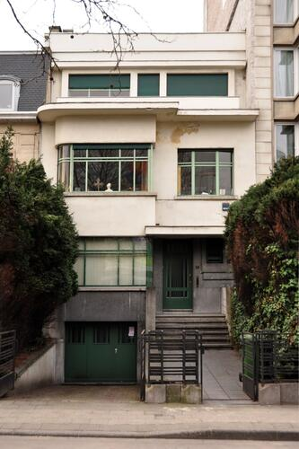 Boulevard Auguste Reyers 59, 2011