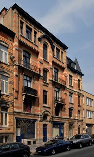 Avenue de la Brabançonne 92-98, 2011