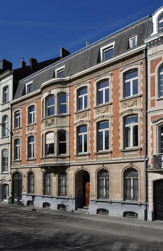 Place de Jamblinne de Meux 34-35, 2011