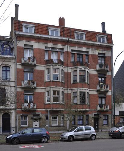Avenue Émile Max 143 et 141, 2010