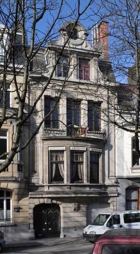 Avenue Eugène Plasky 24, 2011