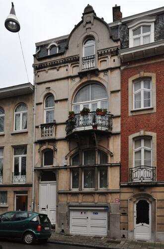 Rue Frédéric Pelletier 76, 2012