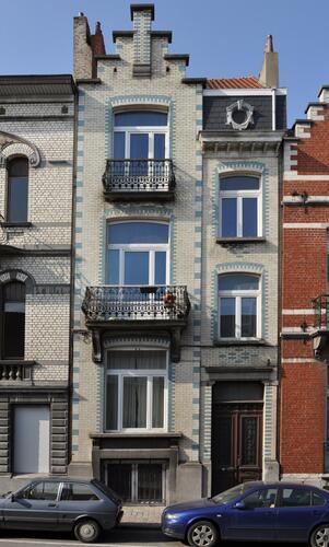 Rue de Linthout 56, 2011