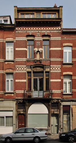 Rue du Noyer 166-168 , 2011