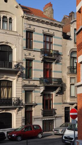 Rue Rasson 105, 2011