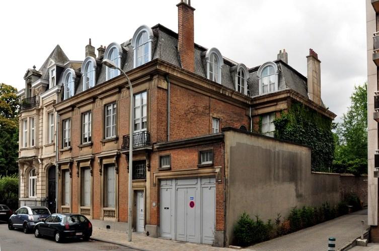 Rue Vergote 17, 2011