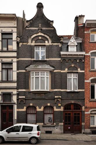 Rue Victor Lefèvre 42, 2012