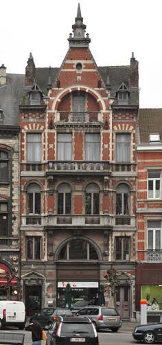 Place Colignon 3-5, 2014