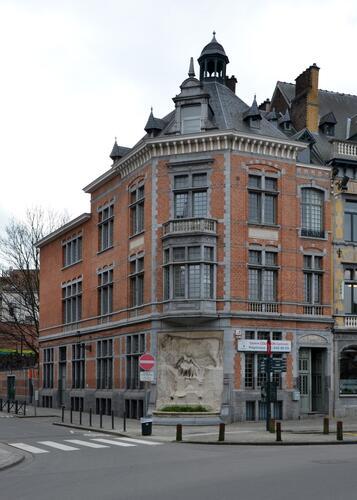 Place Colignon 12, 2014