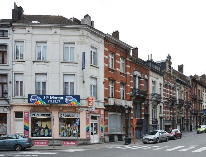 Rue Général Eenens 1 - place Colignon 48, place Colignon 46 à 32, 2014