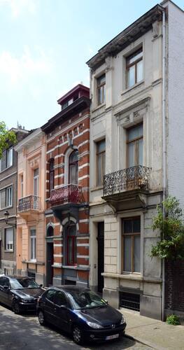 Rue Emmanuel Hiel 9 à 5, 2014