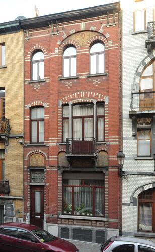 Rue Ernest Discailles 7, 2012