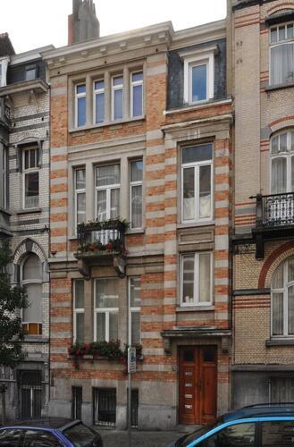 Rue Ernest Laude 29, 2012