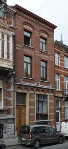 Rue Floris 37, 2014