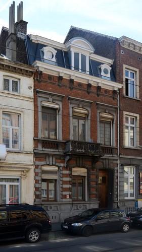 Rue Gallait 31, 2014