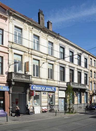 Gallaitstraat 34 en 36, 2014