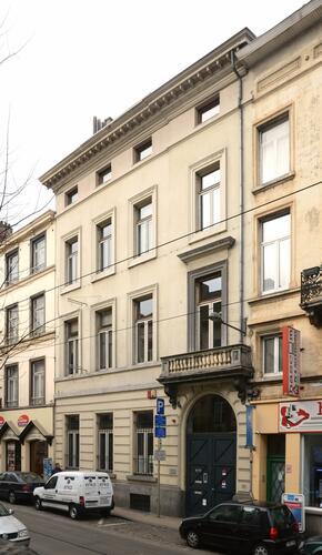 Ancienne habitation personnelle avec atelier du peintre Alexandre Markelbach