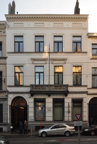 Chaussée de Haecht 160, 2012